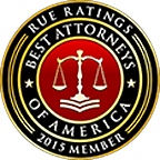 RUE Rating Best Attorneys of America 2015