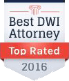 Best DWI Attorney - Top Rated 2016